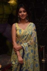 Actress Anu Emmanuel @ Maha Samudram Trailer Launch Stills