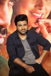 Sharwanand @ Maha Samudram Trailer Launch Stills