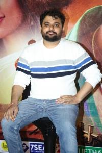 Music Director Chaitan Bharadwaj @ Maha Samudram Trailer Launch Stills