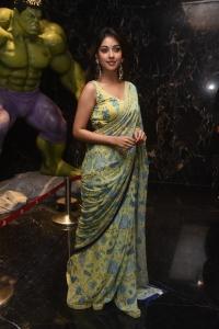 Actress Anu Emmanuel @ Maha Samudram Movie Trailer Launch Stills