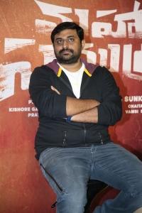 Director Ajay Bhupathi @ Maha Samudram Trailer Launch Stills