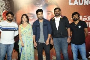 Maha Samudram Trailer Launch Stills