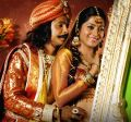 Duniya Vijay, Bharathi in Mahabali Movie Stills