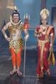 Kannada Sridhar, Bhavana in Mahabhakta Siriyala Movie Stills