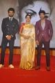 Vijay Devarakonda, Keerthy Suresh, Dulquer Salmaan @ Mahanati Audio Release Function Photos
