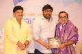 Chiranjeevi, Brahmanandam@ SV Rangarao's Mahanatudu Book Launch Stills