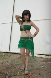 Mahankali heroine Madhurima Hot Pics