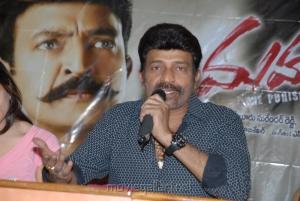 Actor Dr.Rajasekhar at Mahankali Movie Success Meet Stills