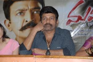 Actor Rajasekhar at Mahankali Movie Success Meet Stills