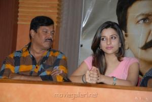 Actress Madhurima at Mahankali Movie Success Meet Stills