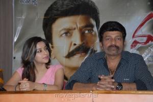 Madhurima, Rajasekhar at Mahankali Movie Success Meet Stills