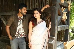 Sharwanand, Mehreen Pirzada in Mahanubhavudu Movie HD Pics