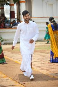 Actor Sharwanand in Mahanubhavudu Movie Stills