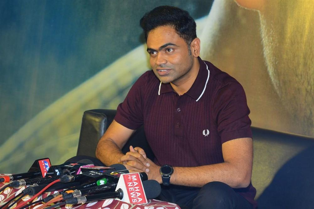 Director Vamsi Paidipally @ Maharshi 175 Crores Collections Press Meet Stills