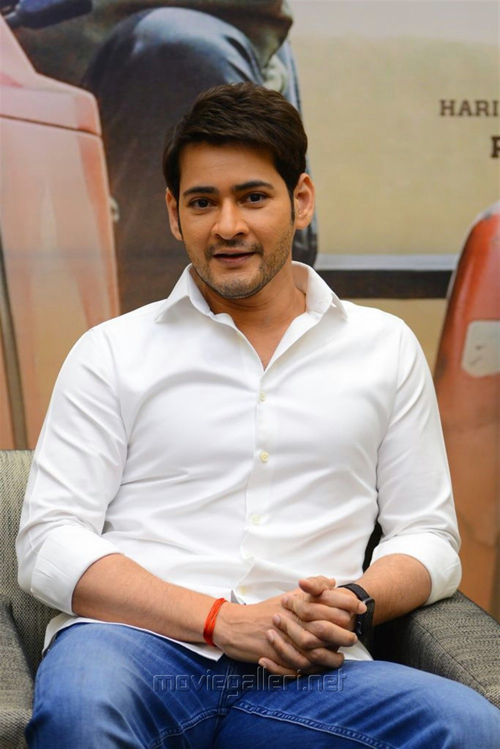 Maharshi Movie Hero Mahesh Babu Interview Stills