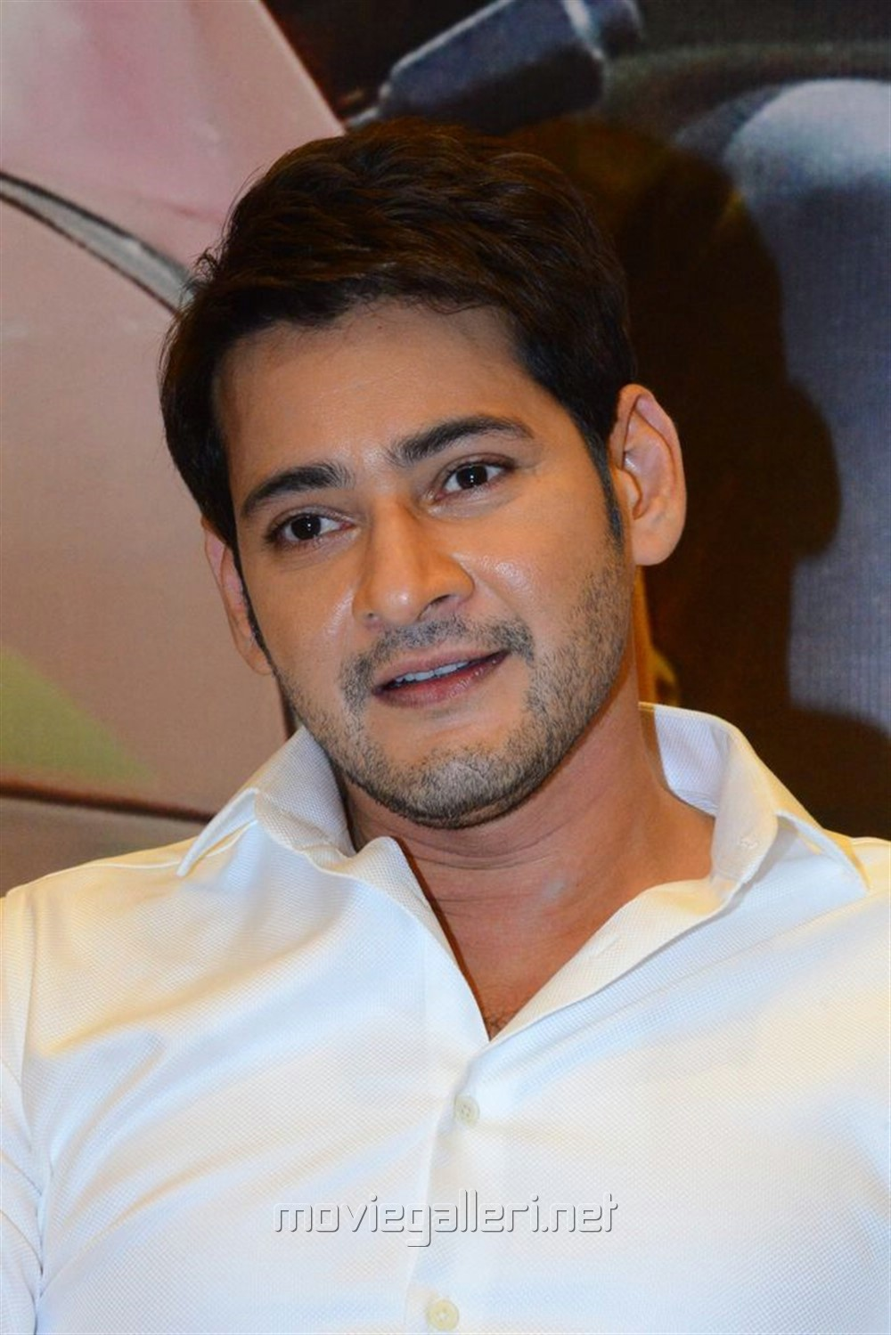 Maharshi Mahesh Babu Interview Stills