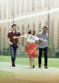 Mahesh Babu, Pooja Hegde, Allari Naresh in Maharshi Movie Images HD