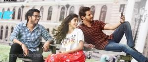 Allari Naresh, Pooja Hegde, Mahesh Babu in Maharshi Movie Stills HD