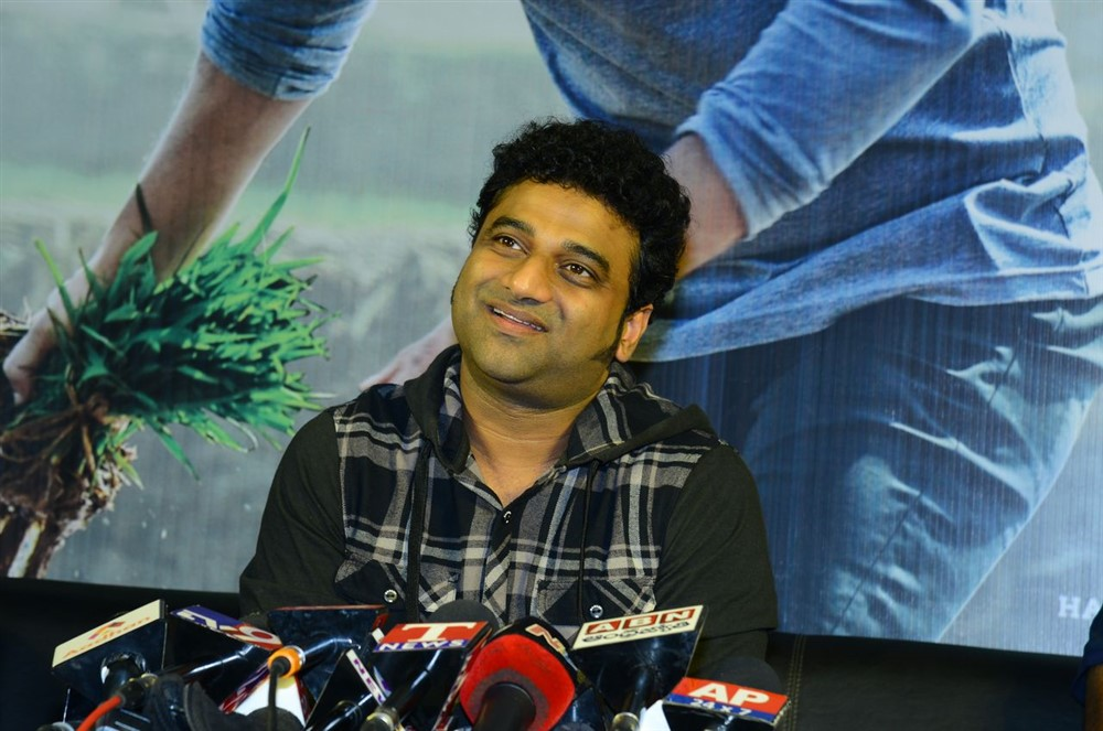 Devi Sri Prasad @ Maharshi Movie Success Celebrations Stills