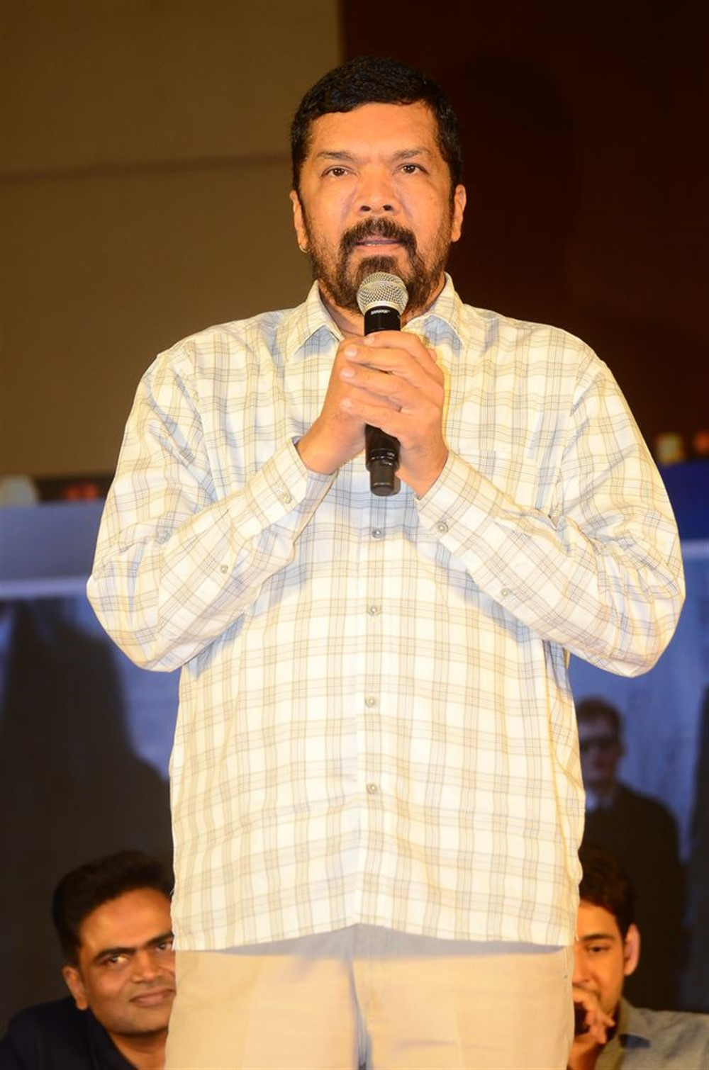 Posani Krishna Murali @ Maharshi Success Meet Photos