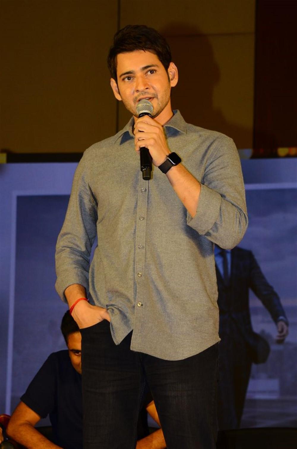 Mahesh Babu @ Maharshi Success Meet Photos