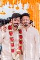 Anirudh @ Mahat Raghavendra Prachi Mishra Wedding Stills