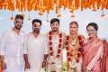Dayanidhi Azhagiri, Simbu, Anusha @ Mahat Raghavendra Prachi Mishra Wedding Stills