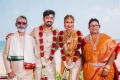 Mahat Raghavendra Prachi Mishra Wedding Stills