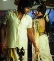 Sundeep Kishan, Regina Cassandra in Mahendra Movie Stills