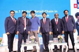 Mahesh Babu as BIG C Mobiles Brand Ambassador Press Meet Stills