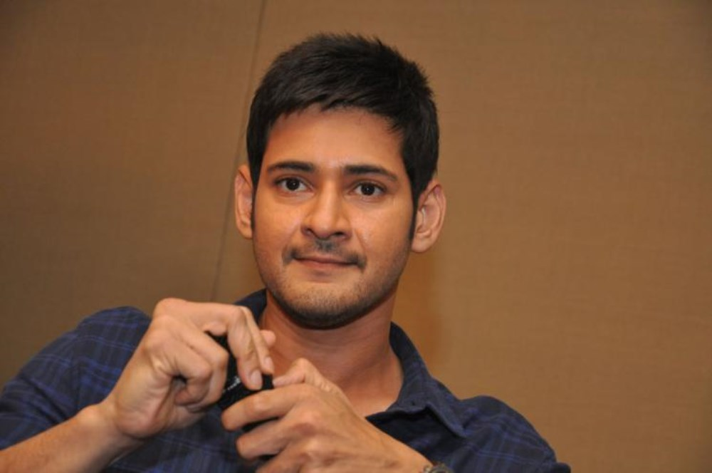 Hero Mahesh Babu at Brahmotsavam Movie  Interview