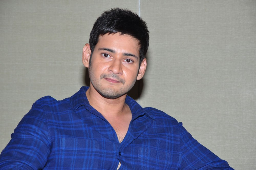 Brahmotsavam Mahesh Babu Interview Photos