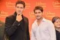 Hero Mahesh Babu Photos @ Madame Tussauds Wax Statue Launch in AMB Cinemas