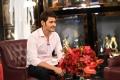 Hero Mahesh Babu Photos @ Madame Tussauds Wax Statue Launch AMB Cinemas