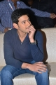 Actor Mahesh Babu Pictures @ Bharath Ane Nenu Audio Release