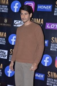 Hero Mahesh Babu Stills @ SIIMA Awards 2021
