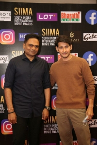 Actor Mahesh Babu Stills @ SIIMA Awards 2021