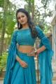 Telugu Actress Maheshwari Vaddi Photos @ Bazaar Rowdy Trailer Launch