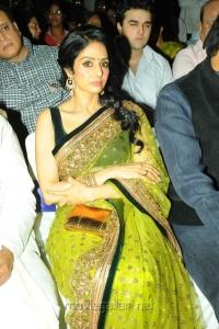 Actress Sridevi at TSR's Maheshwari Parameswari INOX Inauguration Photos