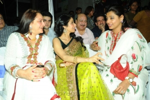 Jayaprada, Sridevi, Pinky Reddy at Maheshwari Parameswari INOX Inauguration Photos