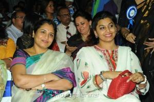 Pinky Reddy at TSR's Maheshwari Parameswari INOX Inauguration Stills