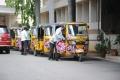 Maine Pyar Kiya Auto Rally at Necklace Road, Hyderabad