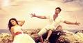 Isha Talwar, Pradeep Benetto Ryan in Maine Pyar Kiya Telugu Movie Stills