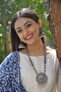 Actress Maira Doshi Photos @ IIT Krishnamurthy Press Meet