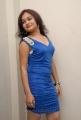 Telugu Actress Maithili Hot Stills in Blue Skirt