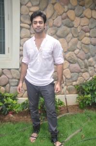 Hero Navdeep at Maithili Movie Shooting Spot Stills
