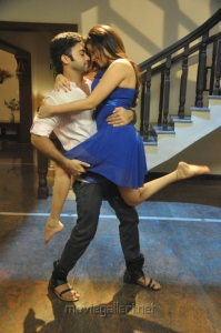 Navdeep, Sada at Maithili Movie Hot Stills
