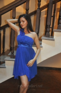 Actress Sada at Maithili Movie Shooting Spot Stills