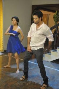 Navdeep, Sada at Maithili Movie Shooting Spot Stills