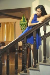 Tamil Actress Sada at Maithili Movie Shooting Spot Stills